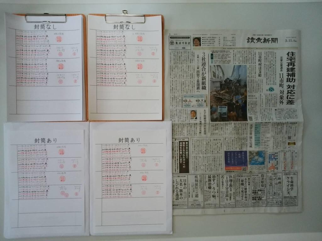 2019.3.11筆跡試料の作成