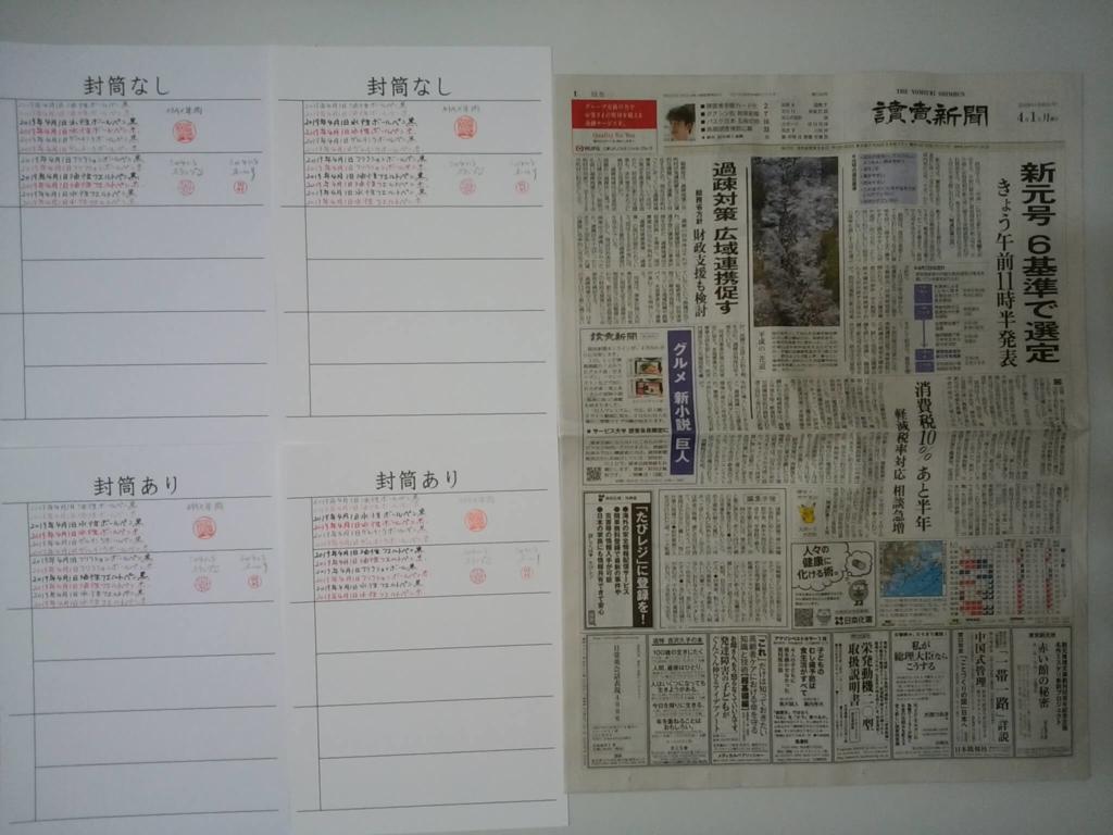 2019.4.1筆順試料作成